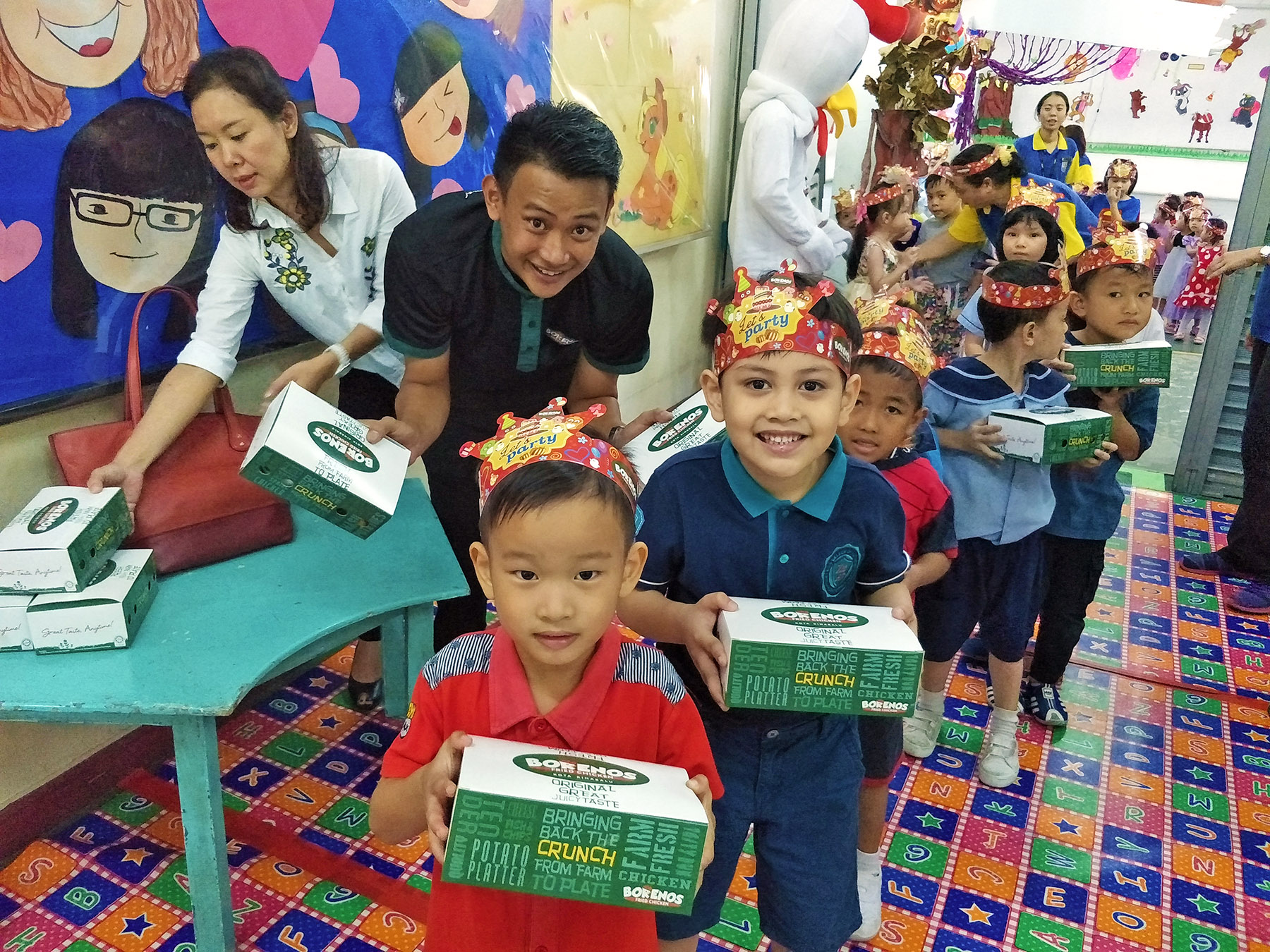 Borenos Catering for Schools