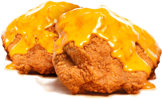 Borenos Cheesy Fried Chicken