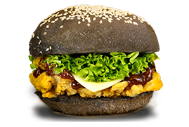 Single Premium Chicken Burger