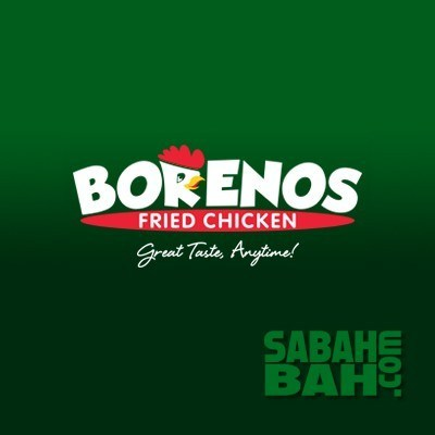 SabahBah features Borenos Fried Chicken