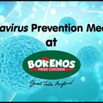 COVID-19 Prevention at Borenos